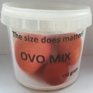 Ovo Mix is een bron van calcium en vitaminen voor uw vogels