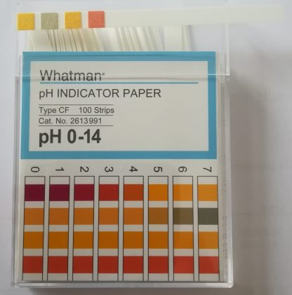 pH indicator voor meting