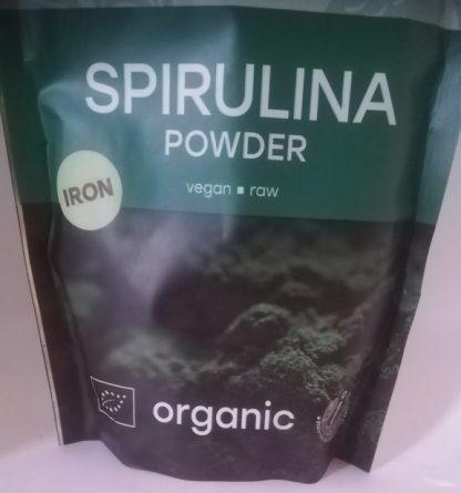 spirulina voor vogels