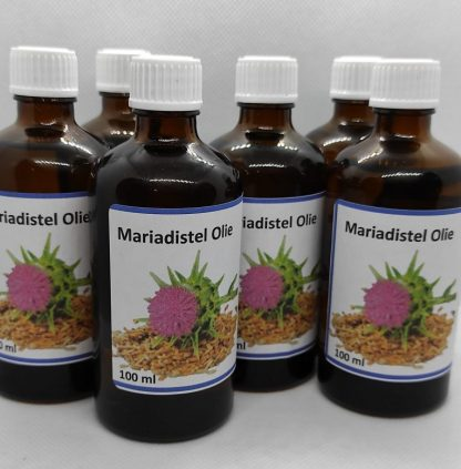mariadistel olie