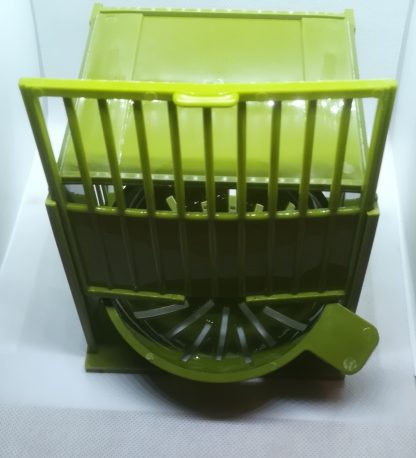 kuntstof nestkastje voor kanaries groen